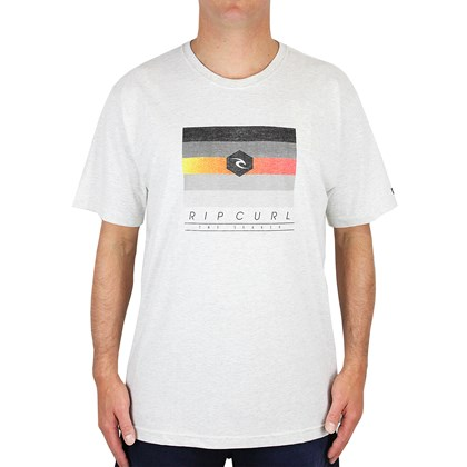Camiseta Extra Grande Rip Curl Mick Fanning React Off Marle