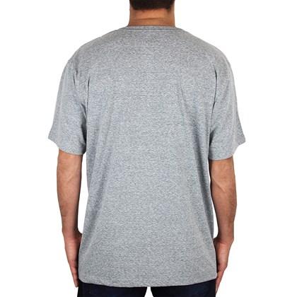 Camiseta Extra Grande Rip Curl Nostalgic Dark Burnt Olive