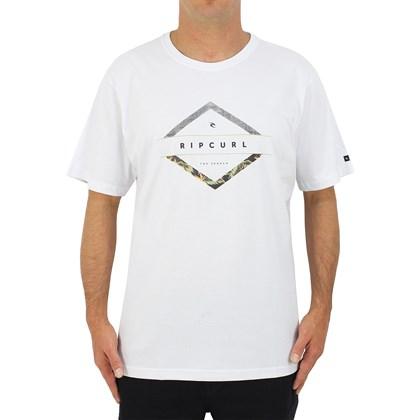 Camiseta Extra Grande Rip Curl Oasis White