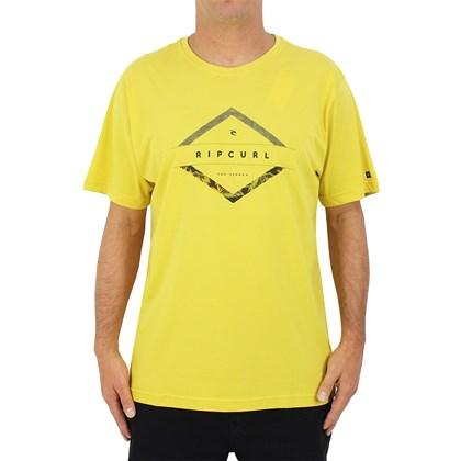 Camiseta Extra Grande Rip Curl Oasis Yellow