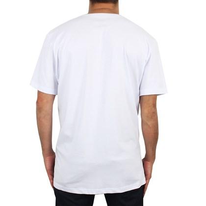 Camiseta Extra Grande Rip Curl Wave Line White