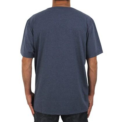 Camiseta Extra Grande Rip Curl Wettie Logo Navy Marle