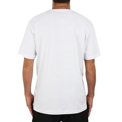 Camiseta Extra Grande Rip Curl Yardage Pocket White