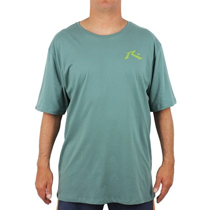 Camiseta Extra Grande Rusty Competition Army
