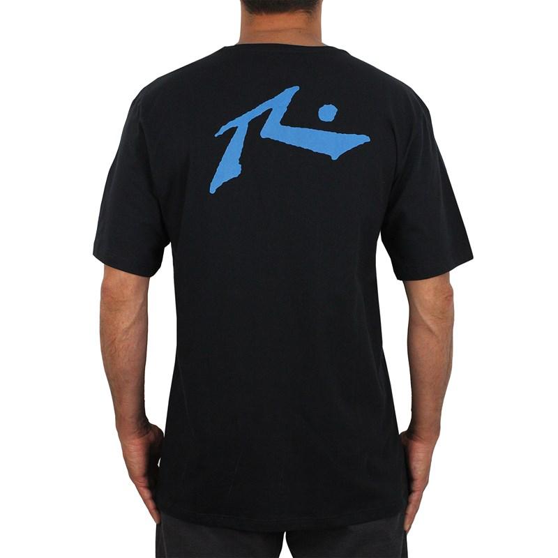 Camiseta Extra Grande Rusty Competition Black