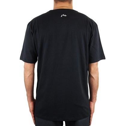 Camiseta Extra Grande Rusty Daylight Preta