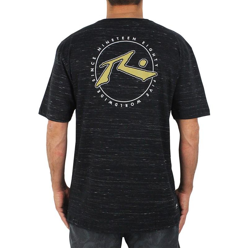 Camiseta Extra Grande Rusty Especial Worldwide Black