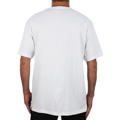 Camiseta Extra Grande Rusty Sappy White