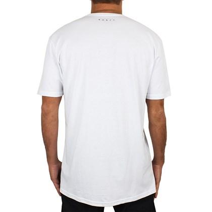 Camiseta Extra Grande Rusty Suplly Branca