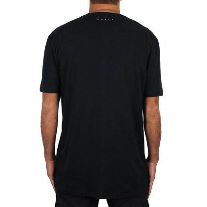 Camiseta Extra Grande Rusty Suplly Preta