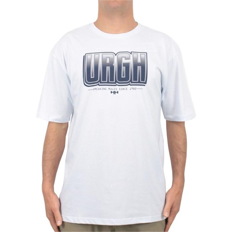 Camiseta Extra Grande Urgh SKT Branca