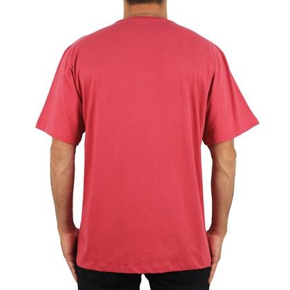Camiseta Extra Grande Vissla Foundation Red