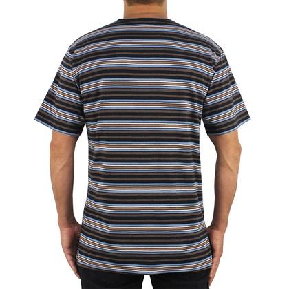 Camiseta Extra Grande Volcom Moorly Black