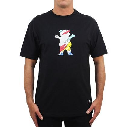 Camiseta Grizzly All That Og Bear Black