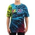 Camiseta Grizzly Incite Tie Dye Multi