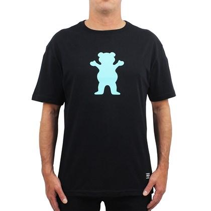 Camiseta Grizzly Og Bear Black