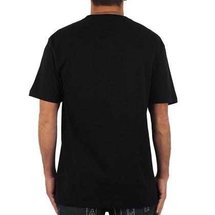 Camiseta Grizzly Og Bear Black Red