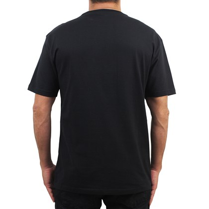 Camiseta Grizzly Pattern Fill Black