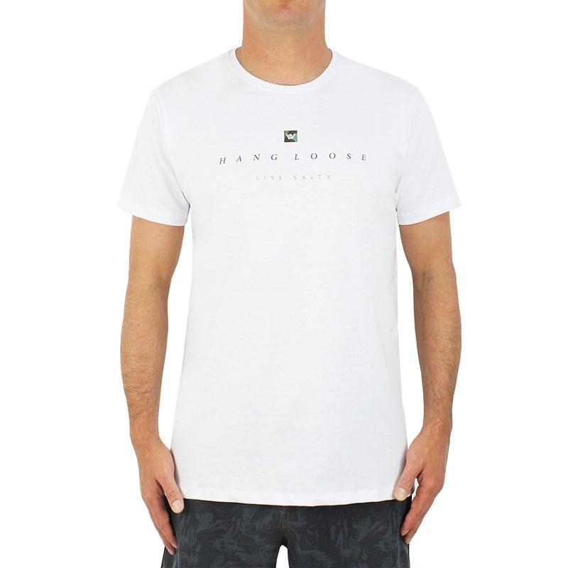 Camiseta Hang Loose Live White