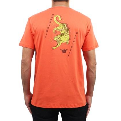 Camiseta Hang Loose Tiger Coral