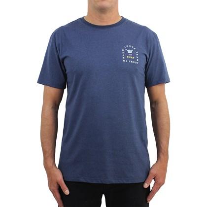 Camiseta Hang Loose Trust Azul Mescla