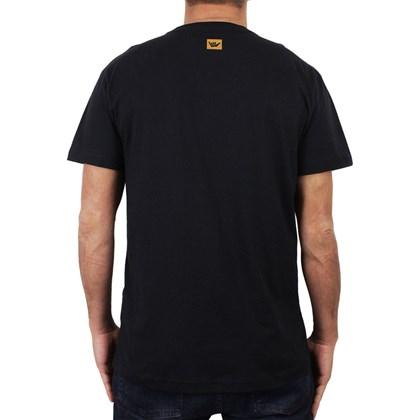 Camiseta Hang Loose Vintage Preta