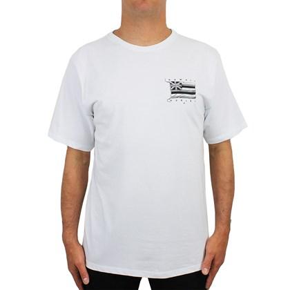 Camiseta Hurley Hawaii Pride Branca