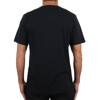 Camiseta Hurley One & Only Box Windansea Black