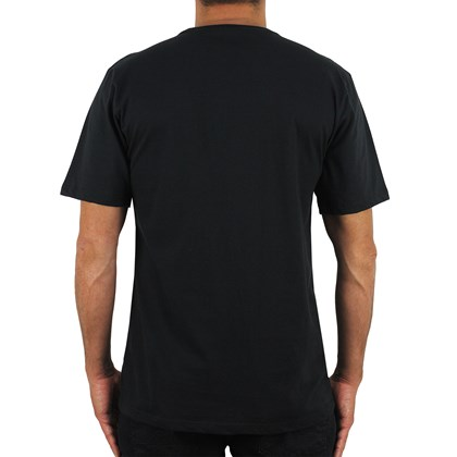 Camiseta Hurley One & Only Cascade Black