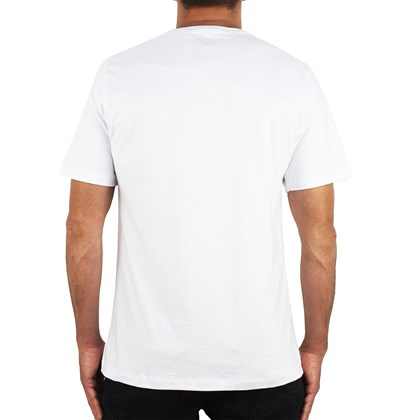 Camiseta Hurley One & Only Solid White