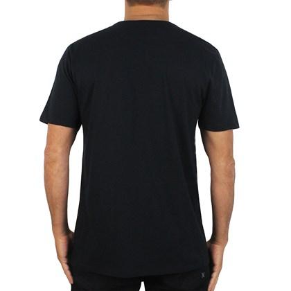 Camiseta Hurley Sunset Black