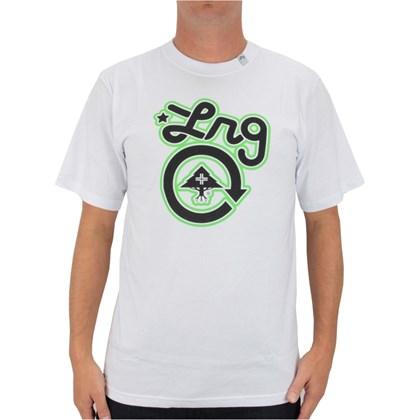 Camiseta LRG Core Collection One Tee Branca