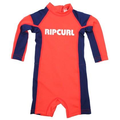 Camiseta lycra Rip Curl Grom Boys Spring Red