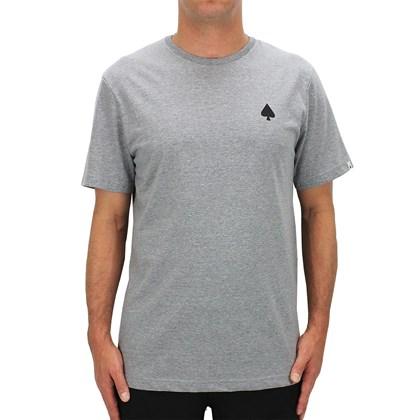 5ba74a6536 Camiseta MCD Bird Boom Cinza Mescla ...