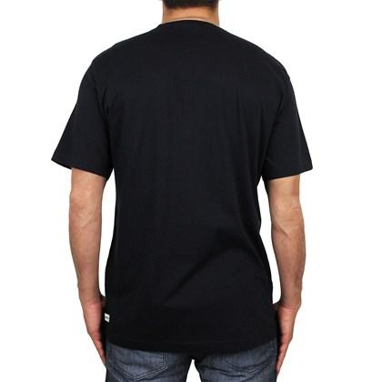 Camiseta MCD Paisley Preta
