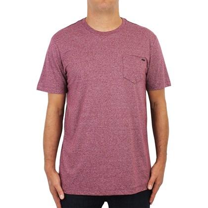 Camiseta MCD Special Pocket Borgonh
