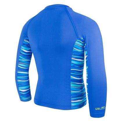 Camiseta Mormaii Baby Com Proteção UV Azul