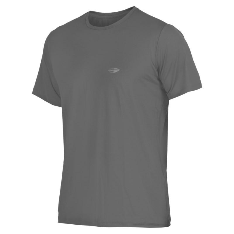 Camiseta Mormaii com Proteção UV Cinza