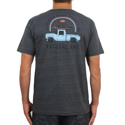 Camiseta Natural Art Ranger Dark Grey