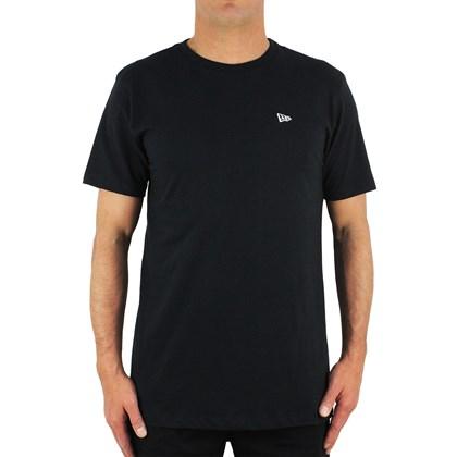 Camiseta New Era Essentials Flag Black