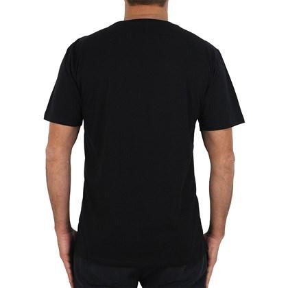 Camiseta New Era Essentials Flag Preta