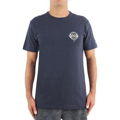Camiseta New Era MLB New York Yankees Heritage 1903 Navy