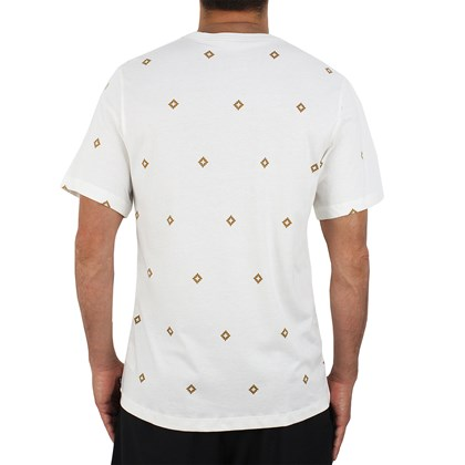 Camiseta Nike SB Diamond Off White