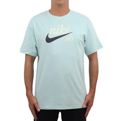 Camiseta Nike SB Logo Verde