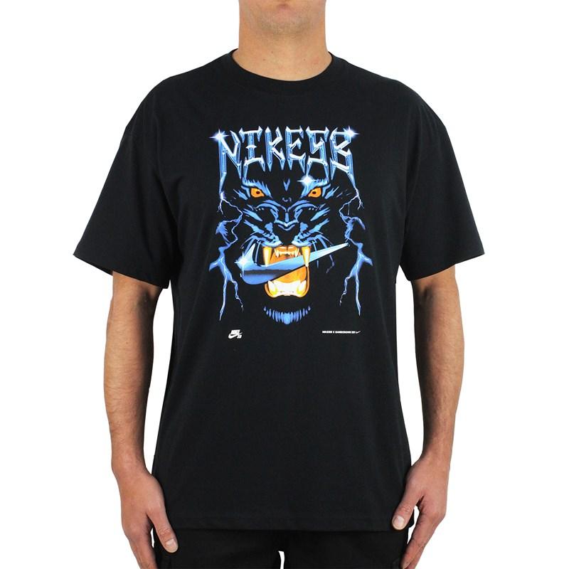 Camiseta Nike SB Samborghini Black