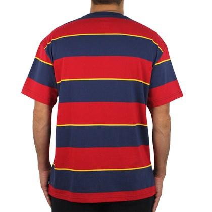 Camiseta NIke SB YD Stripe Midnight Navy