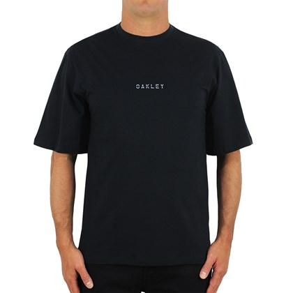 Camiseta Oakley Glowing Commuter Black