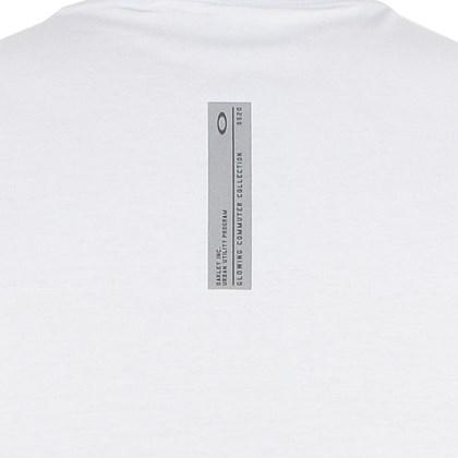 Camiseta Oakley Glowing Commuter White