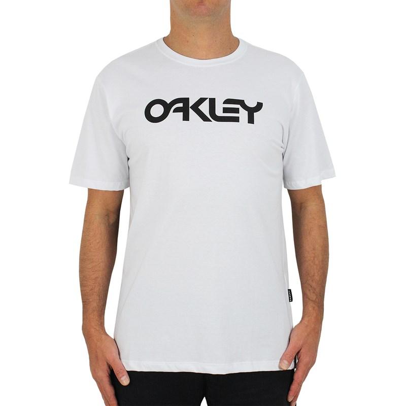 Camiseta Oakley Mark II White
