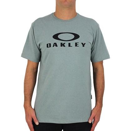 Camiseta Oakley O-Bark Heather Grey